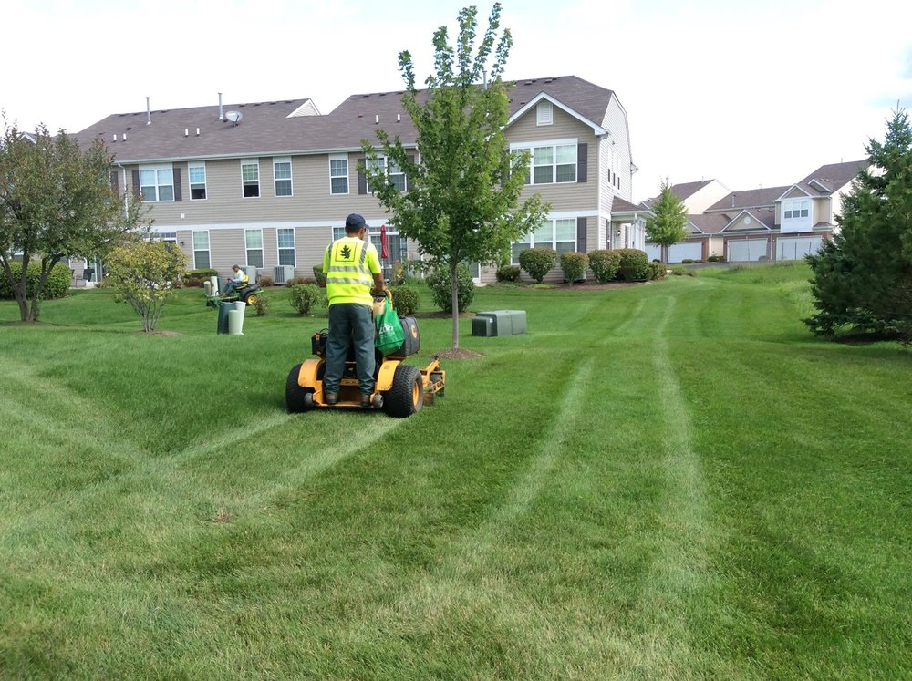 Commercial landscaping includes maintenance, sod installation and commercial snow removal in Oswego, IL