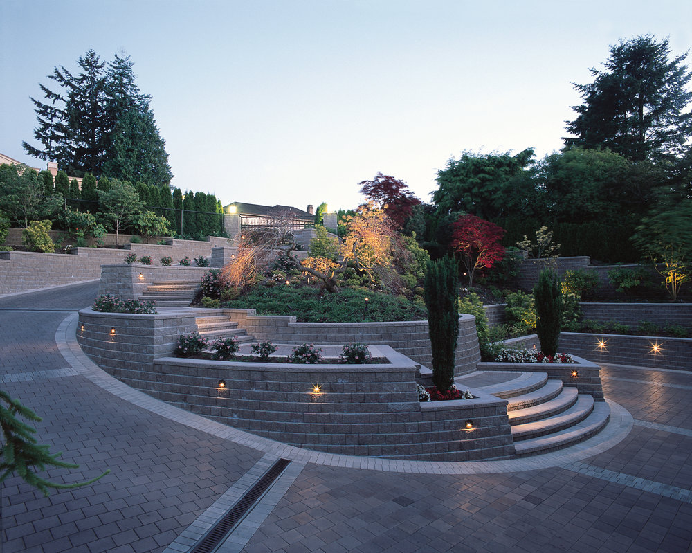 4 Landscape Construction Tips for Driveways on a Slope in Oswego, IL