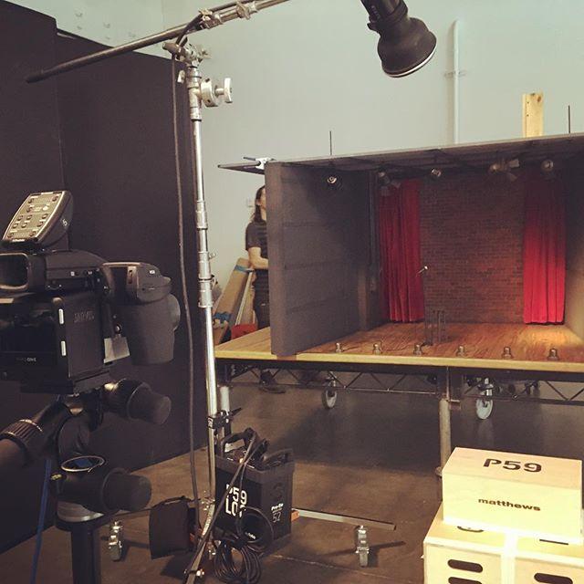 BTS from Amy Schumer // Netflix // Mandee Johnson  ACME Brooklyn  Jarvis Digital Capture