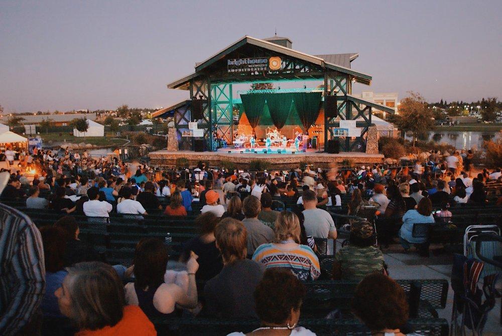 Spectrum Amphitheater Bakersfield, CA