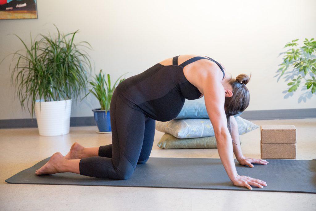 6 Yoga Poses Prenatal Mama S Can Rock Blooma
