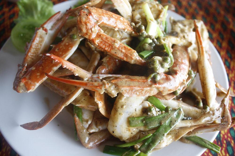 kep crab