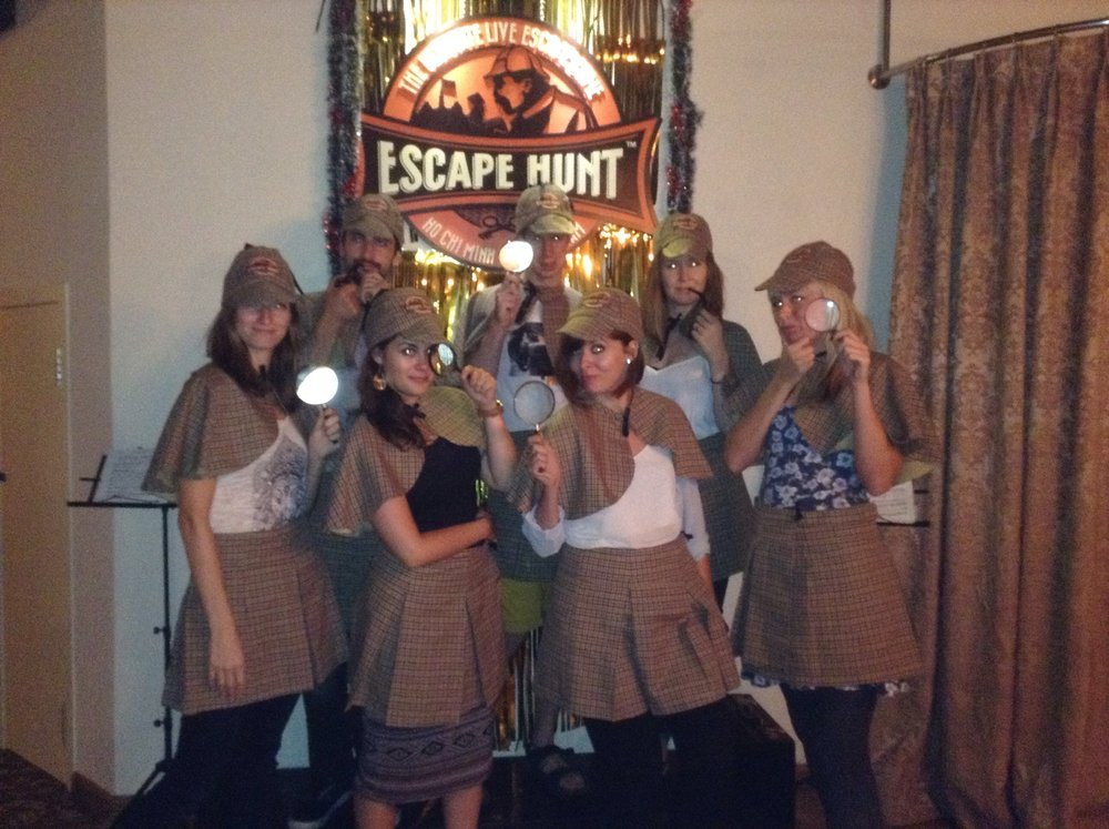 Escape Hunt Saigon