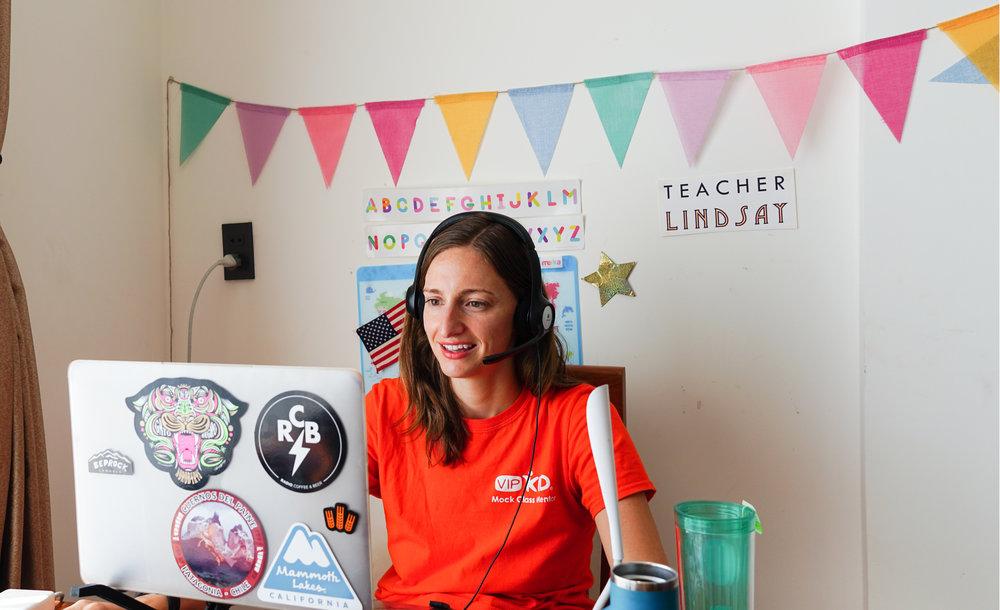 Traveling Teacher remote online digital nomad