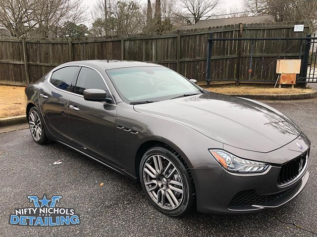 🔱 Happy #MaseratiMonday 🔱 ——————————————————————————— Contact Us Today for More Information! 📞: 850-612-5553 💻: NIFTYNICHOLSDETAILING.com ——————————————————————————— Clean | Shine | Protect | Drive Clean ——————————————————————————— #NIFTYNICHOLSDETAILING #Gloss #Shine #Polish #Wet #Work #Cars #Trucks #Lifted #Lowered #Detailing #Detail #ShineSupply #Atlanta #AutoDetailing #Loyalty #Driven #Grind #DetailingBoost #Pristine #Mint #DetailingWorld  #AllInTheDetails #DetailersOfInstagram #Mobile #MobileDetailing #DoneRight #DetailersofAtlanta