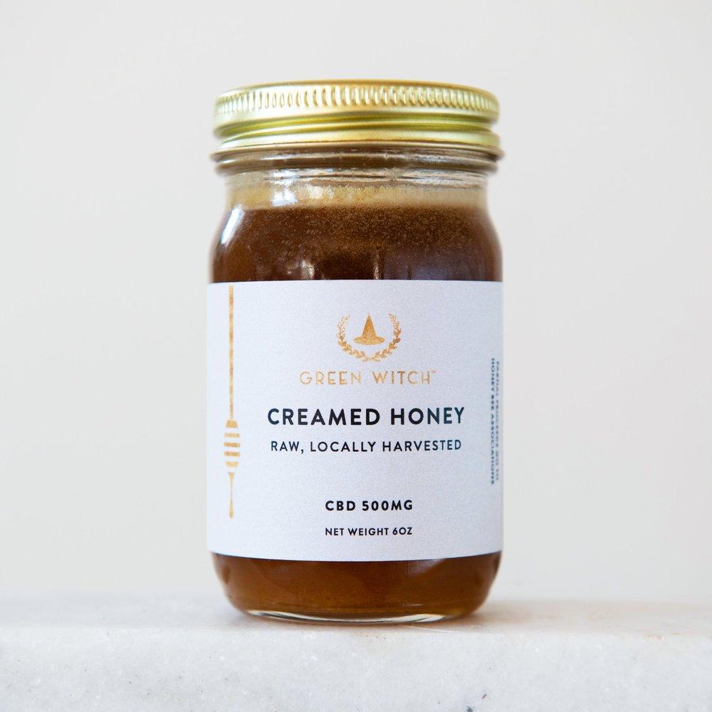 Creamed Honey -