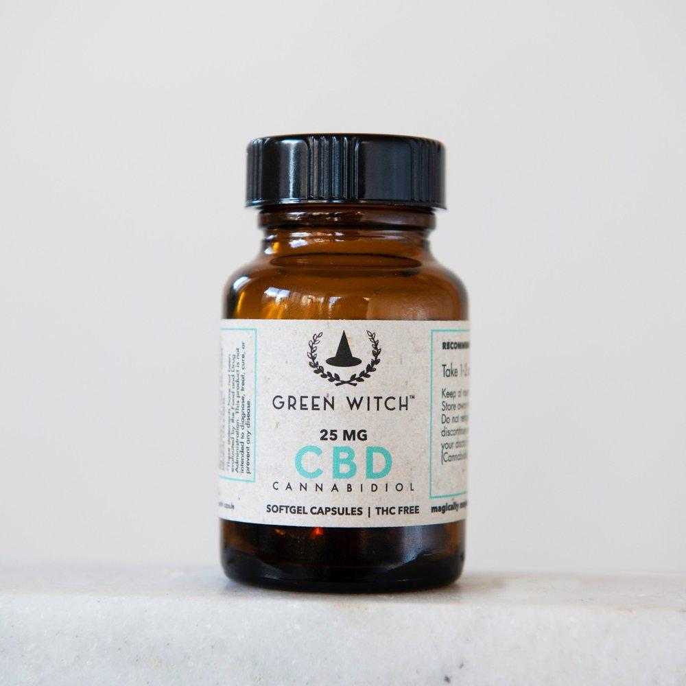 Cannabinoid-Rich Hemp Oil -