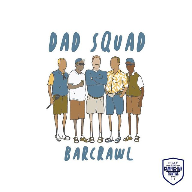 Dad Squad 🗣 #dadsweekend
