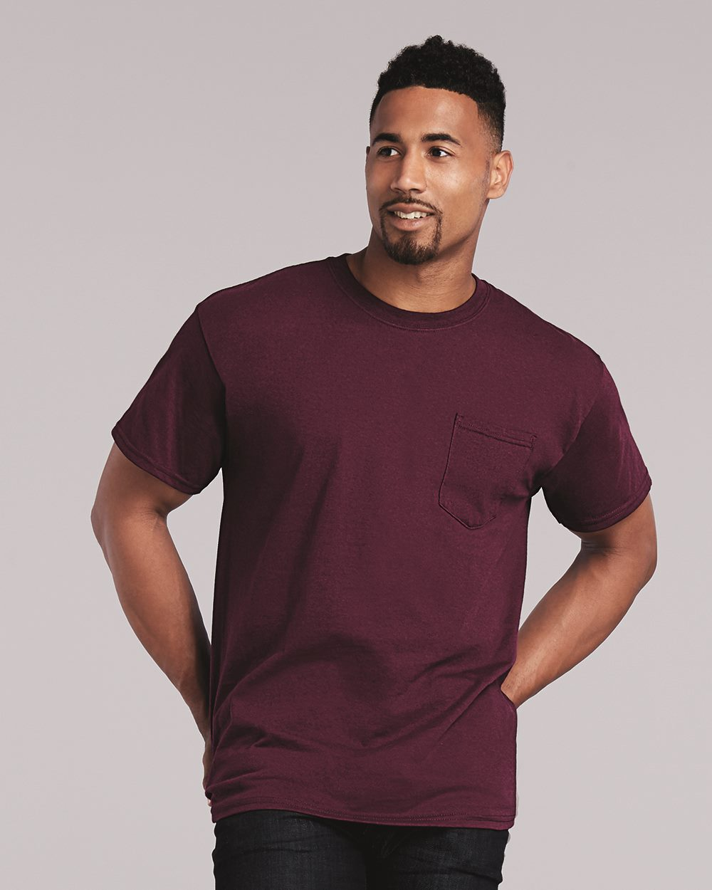 Gildan Pocket Tee