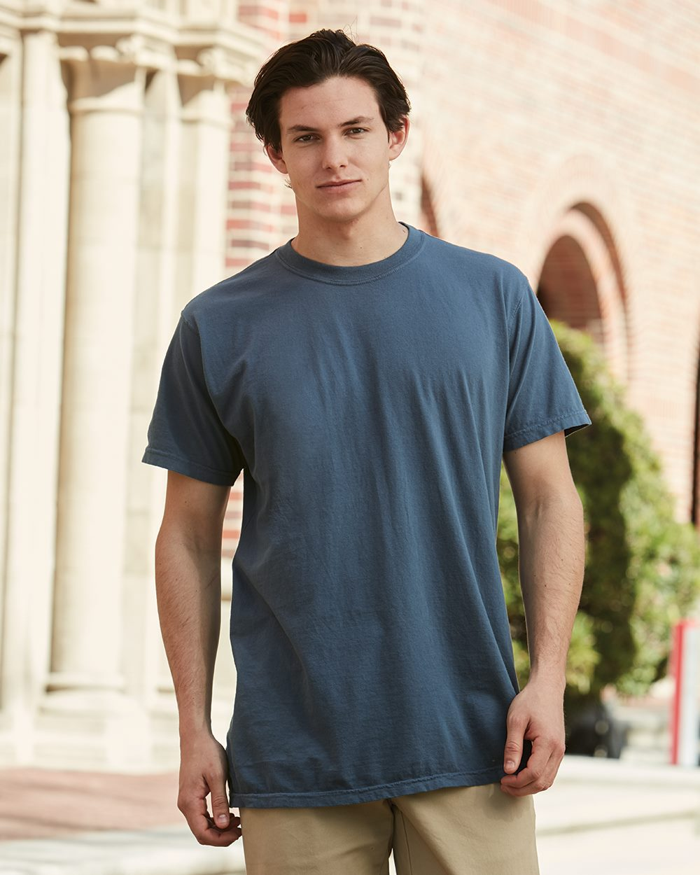 Comfort Colors Lightweight Ringspun Short Sleeve Shirt