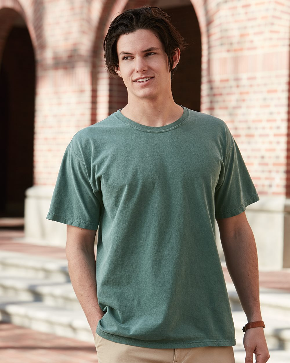 Comfort Colors Heavyweight Ringspun Short Sleeve Shirt