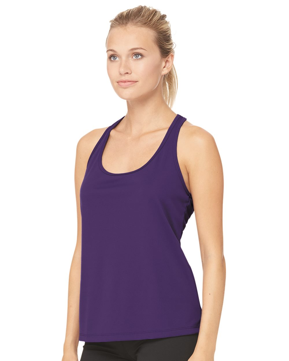 All Sport Women's Performance Racerback Tank