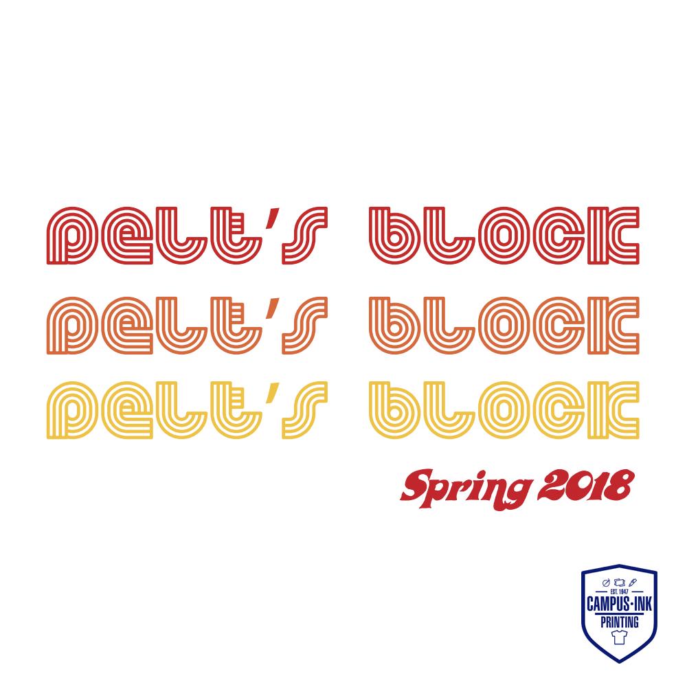 Delt's Block