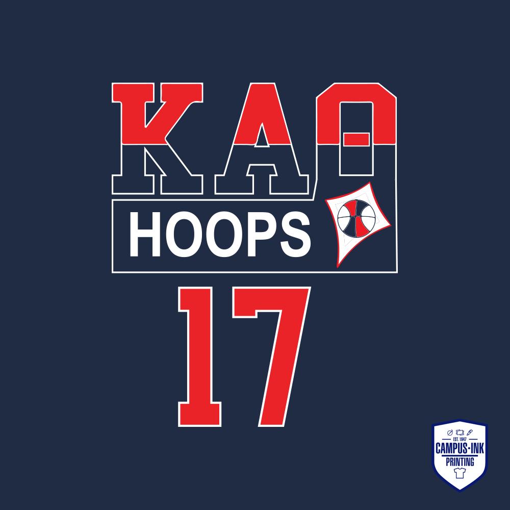 Kappa Alpha Theta Hoops