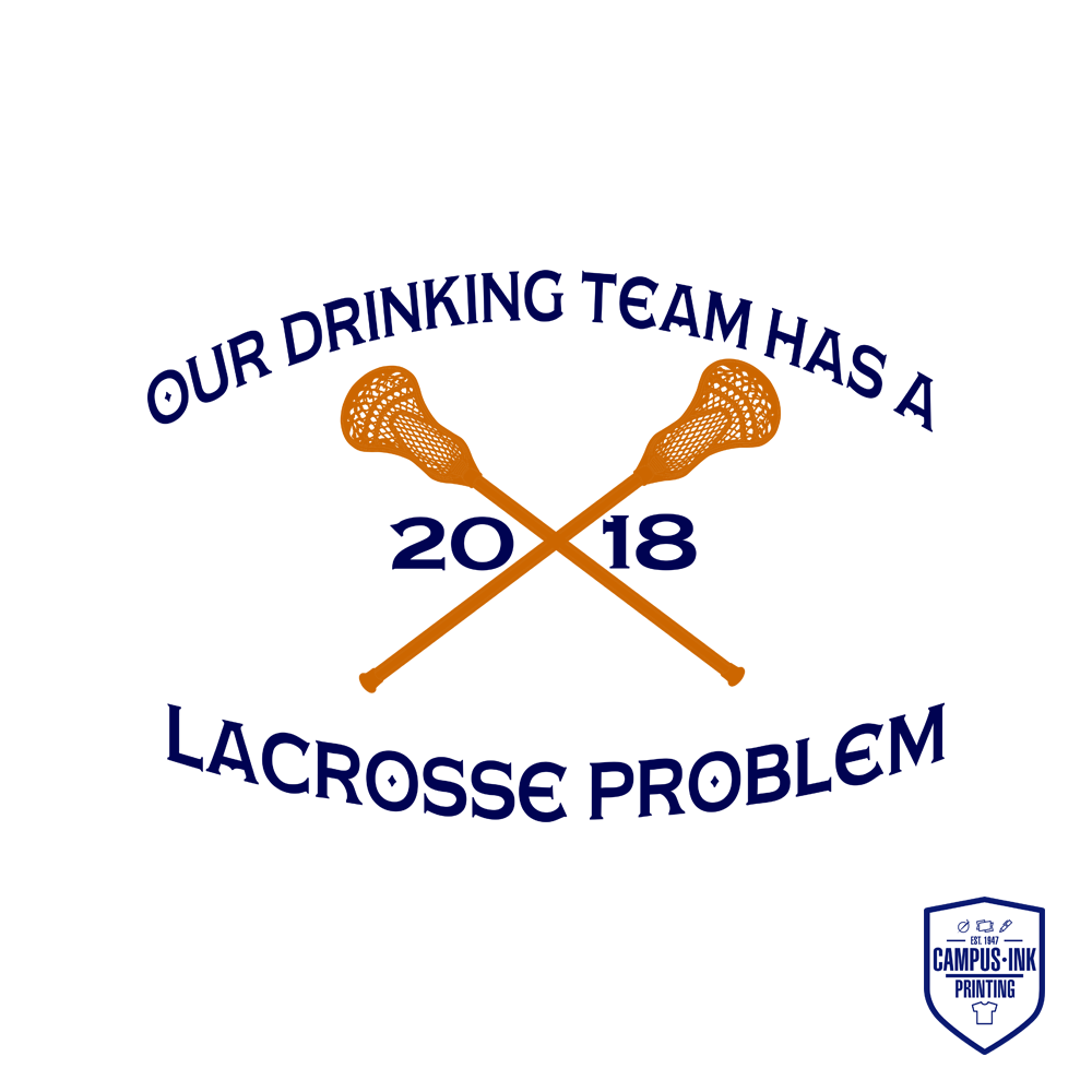 Lacrosse Drinking Team