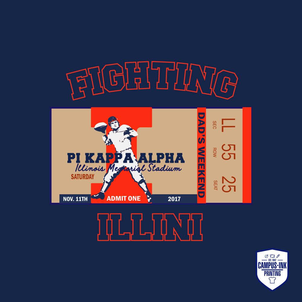 Pike Fighting Illini
