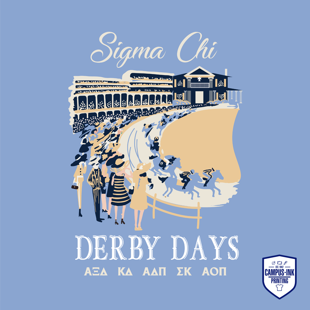 Derby Days Sigma Chi