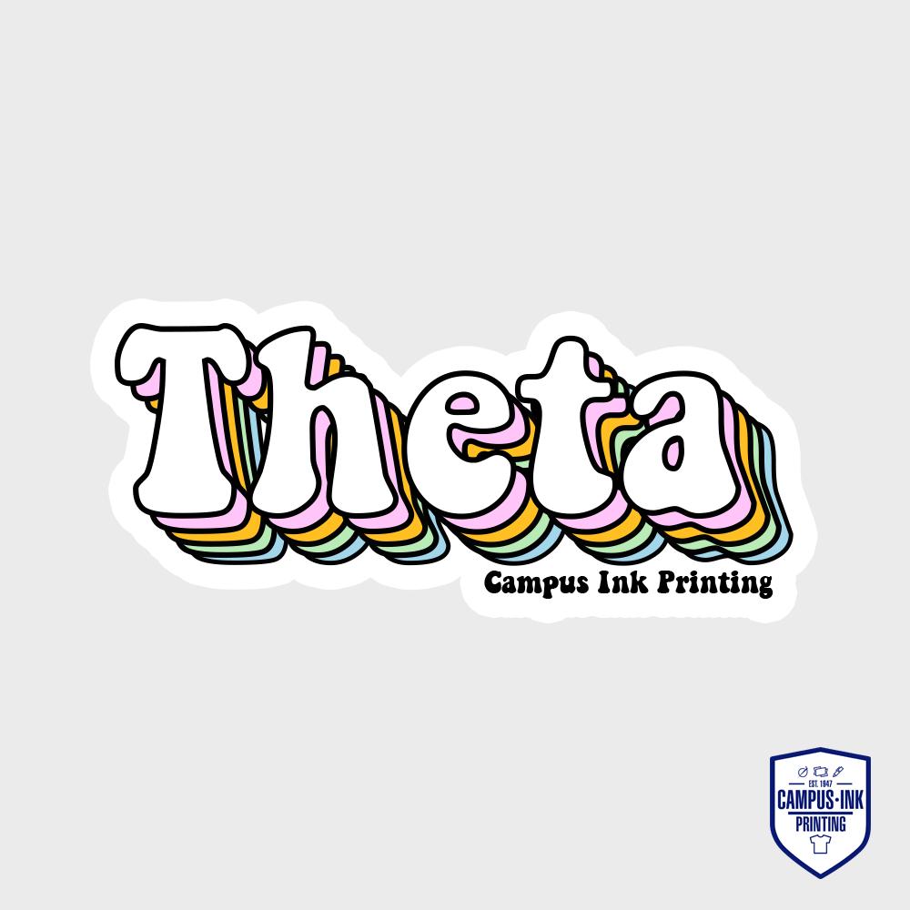 Bubbly Theta