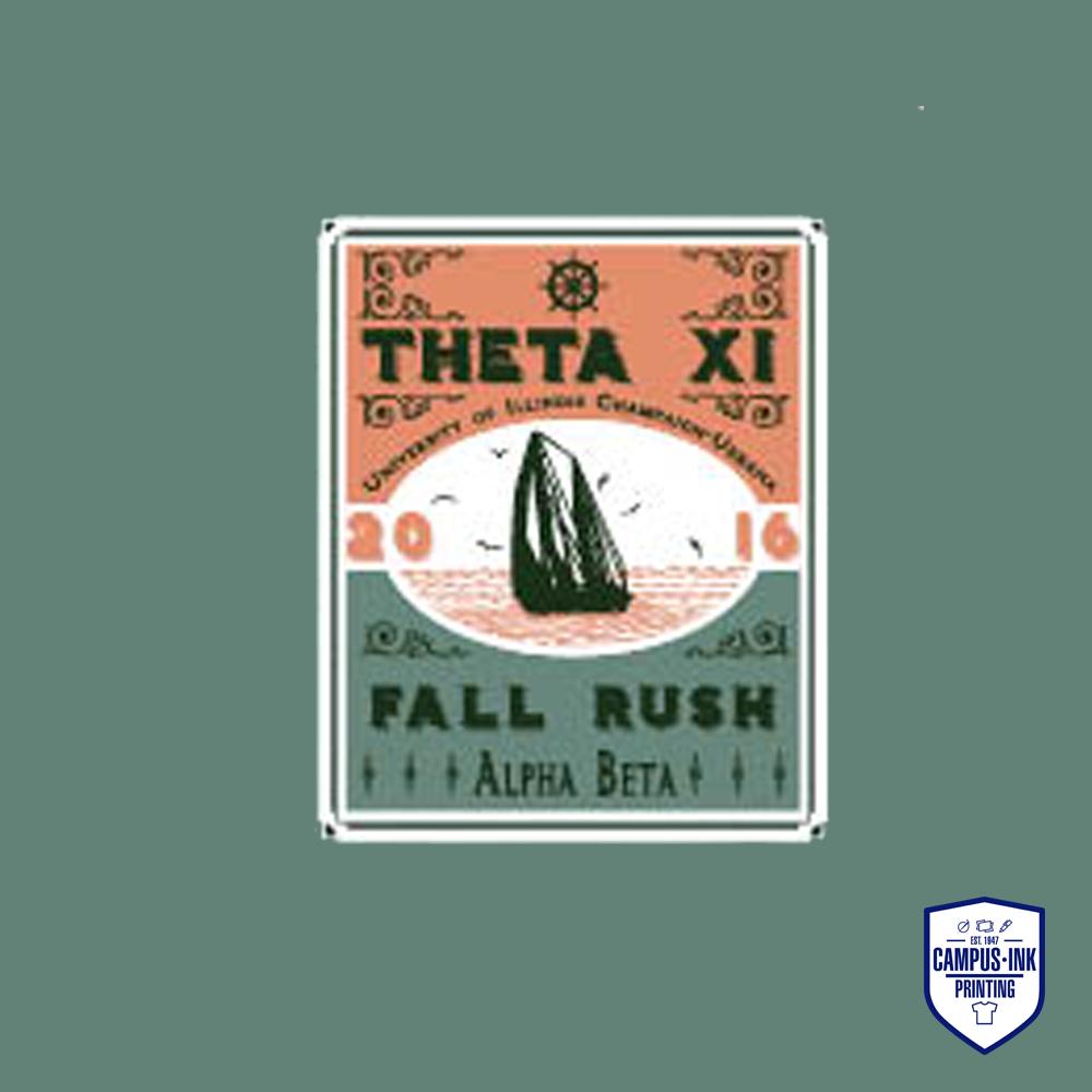 Fall Rush Theta Xi