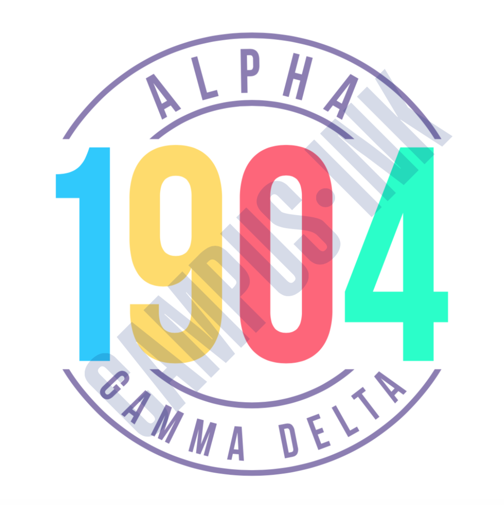 AGD 1904 Colorful