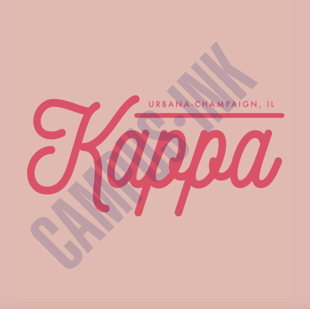 Pink Kappa