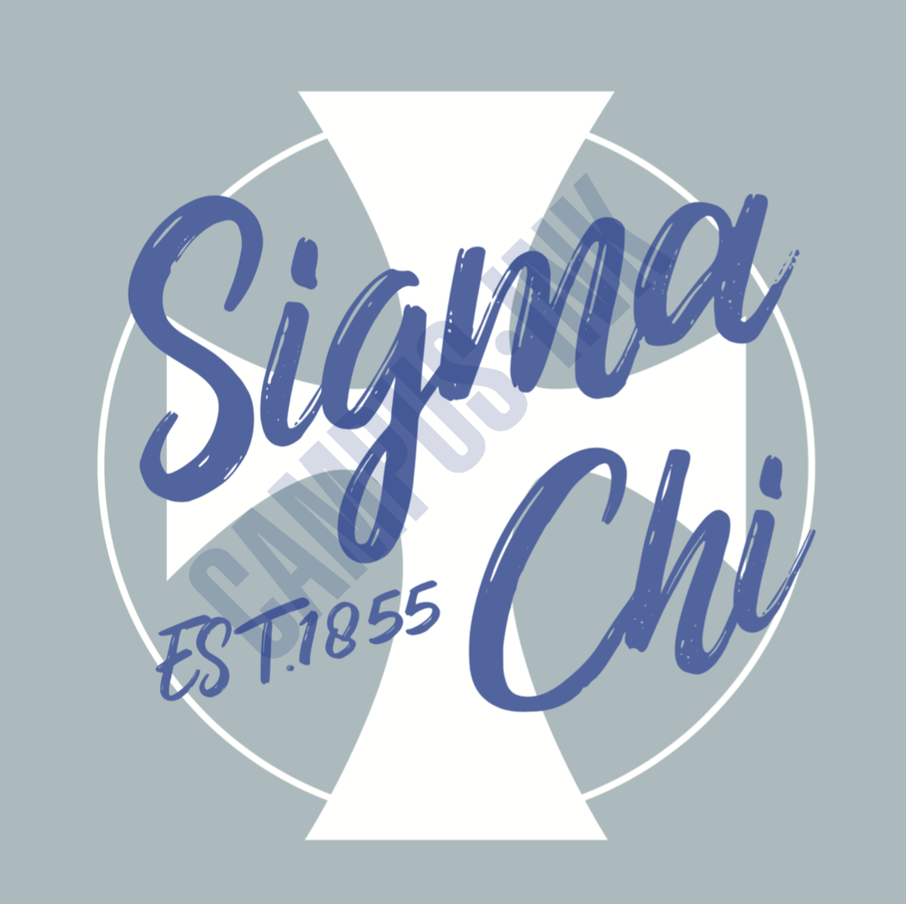 Sigma Chi Cross