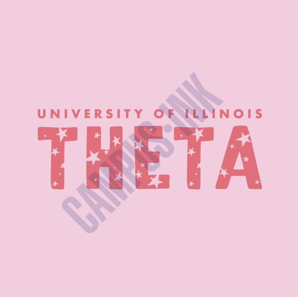 Theta Pink Star