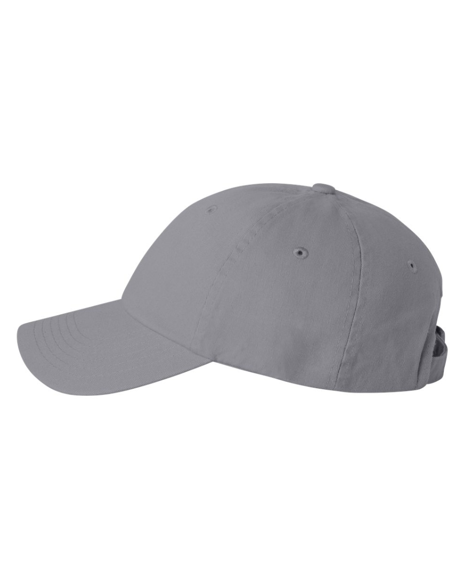 Baseball Cap - Hats are a great accessory for you and your dad. They look great embroidered and they can hide last nights hair during today's brunch.