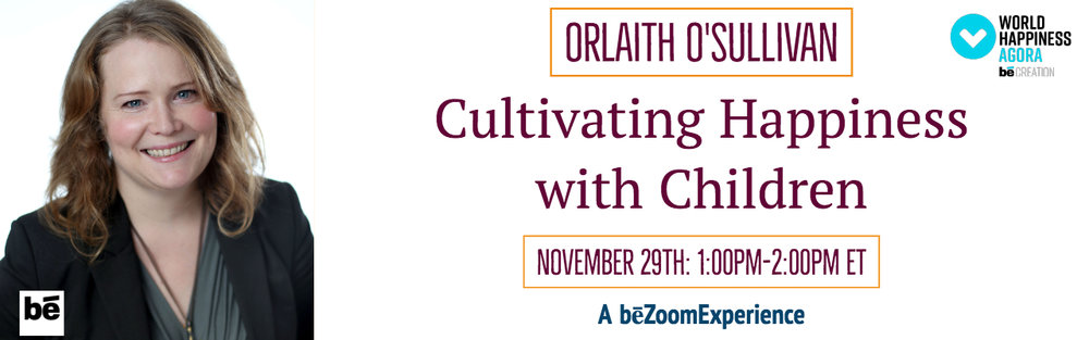 Join the Webinar on Cultivating Happiness with Children