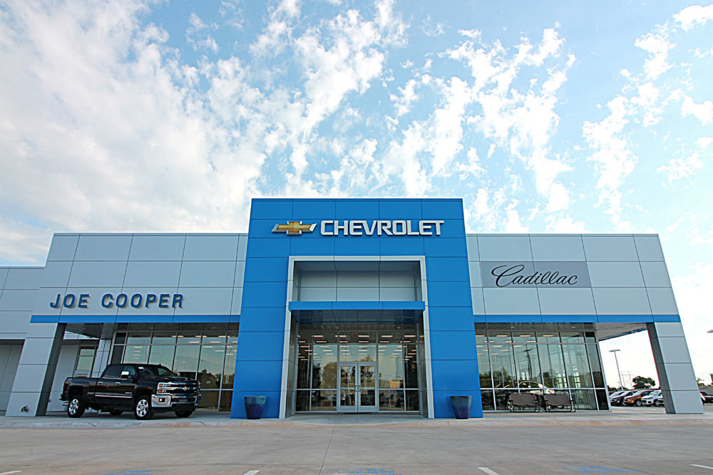 Joe Cooper Chevrolet of Shawnee  Wynn Construction