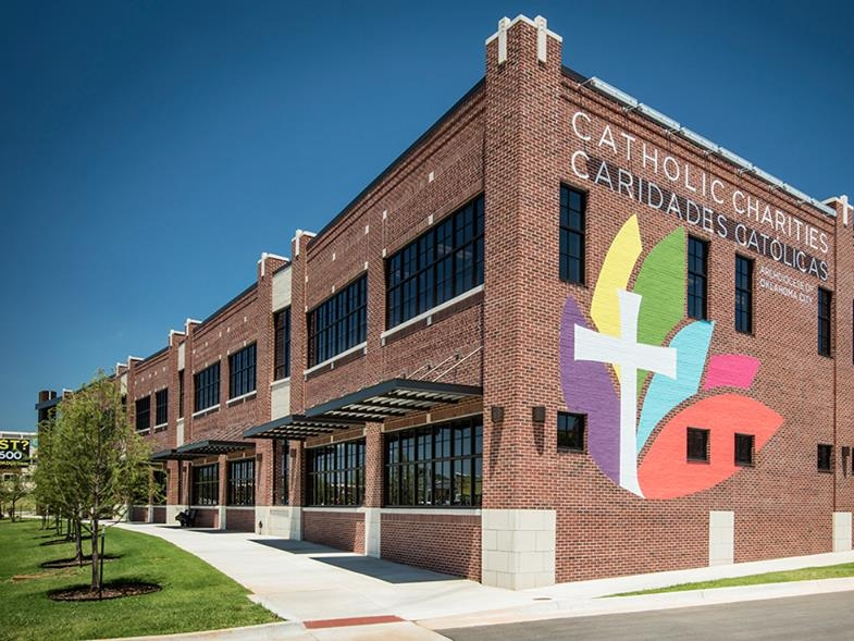 Catholic Charities of the Archdiocese of Oklahoma City  Anderson & House