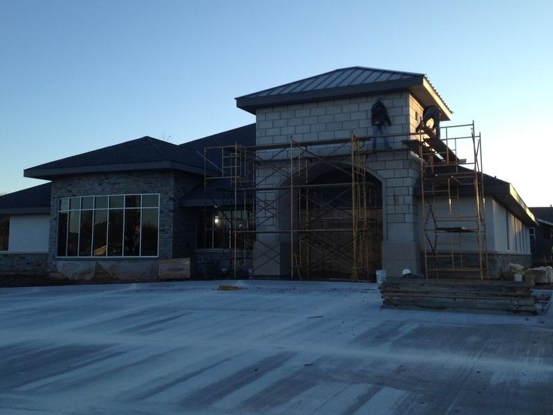 Mariposa Medspa  T.Scott Construction