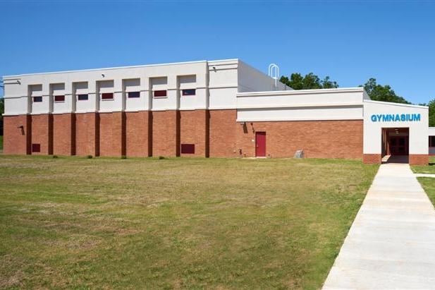 Edwards Elementary School Safety Room Gym  SGS Design Builders