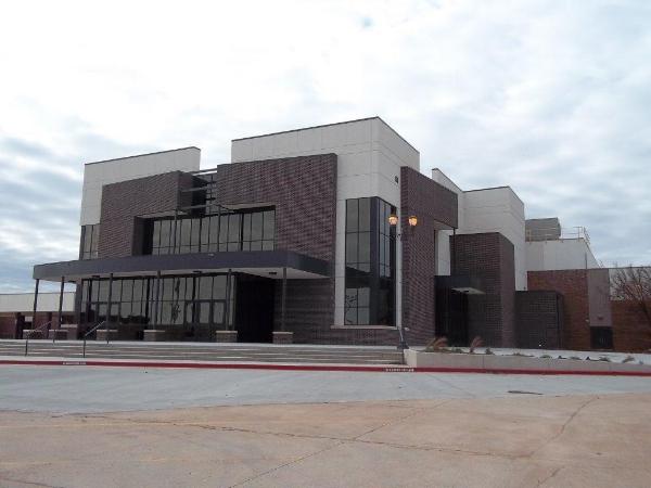 Putnam City North High School Gym & Auditorium  J.L. Walker