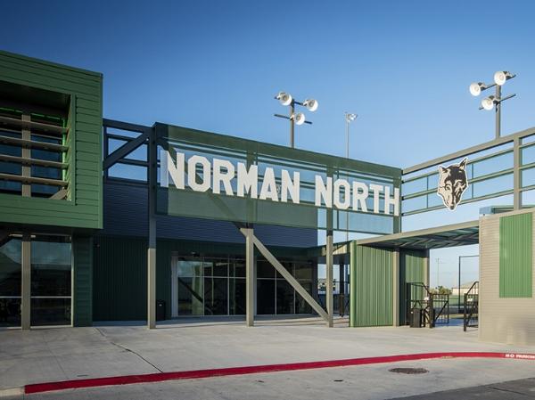 Norman North Locker Rooms  Timberlake Construction