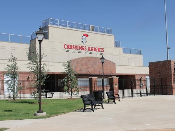 Crossings Christian School Stadium & Field House  Wynn Construction