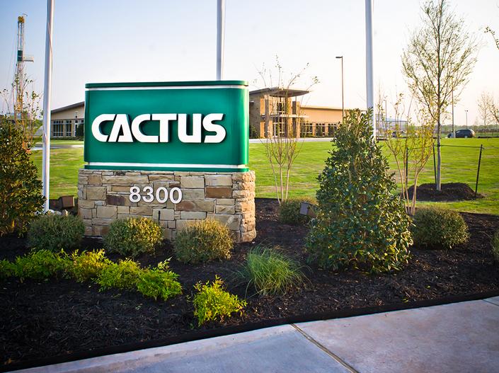 Cactus Drilling  Crossland Construction