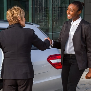 Our Chauffeurs are Timely