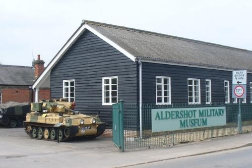 Farnborough Executive Car to Aldershot Military Museum