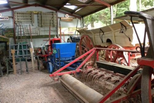 Chauffeur to Rural Life Farnham