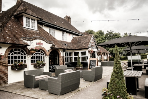 Chauffeur to The Princess Royal Hotel Farnham