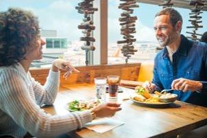 Restaurants in Gatwick Airport
