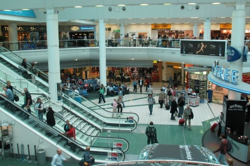 Gatwick Airport South Terminal