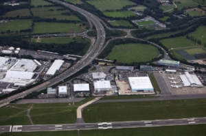 Executive Car from Southampton Airport