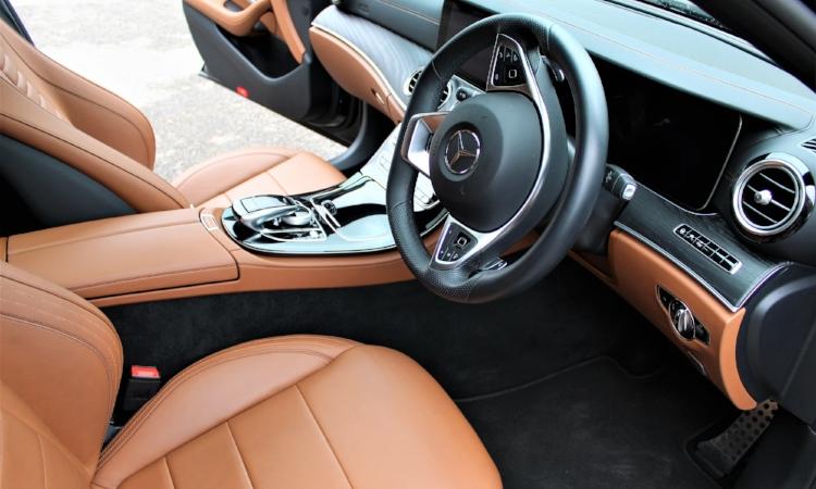 Mercedes E Class Interior