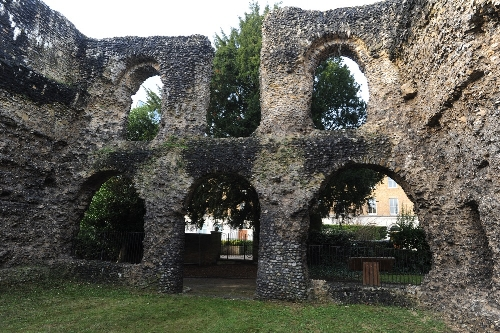 Ruins of Reading Abbey