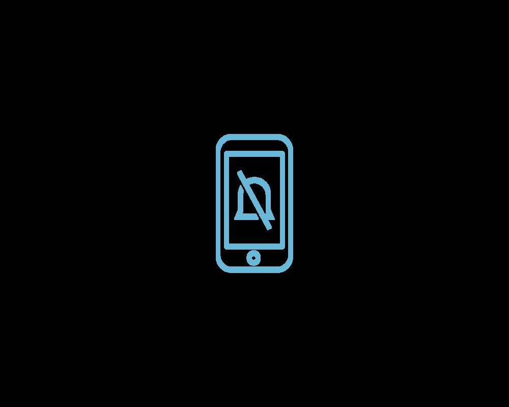 Téléphone Finder - Vous avez perdu votre téléphone? Appuyez sur le bouton de votre Cube pour jouer une sonnerie sur votre téléphone même s'il est silencieux!