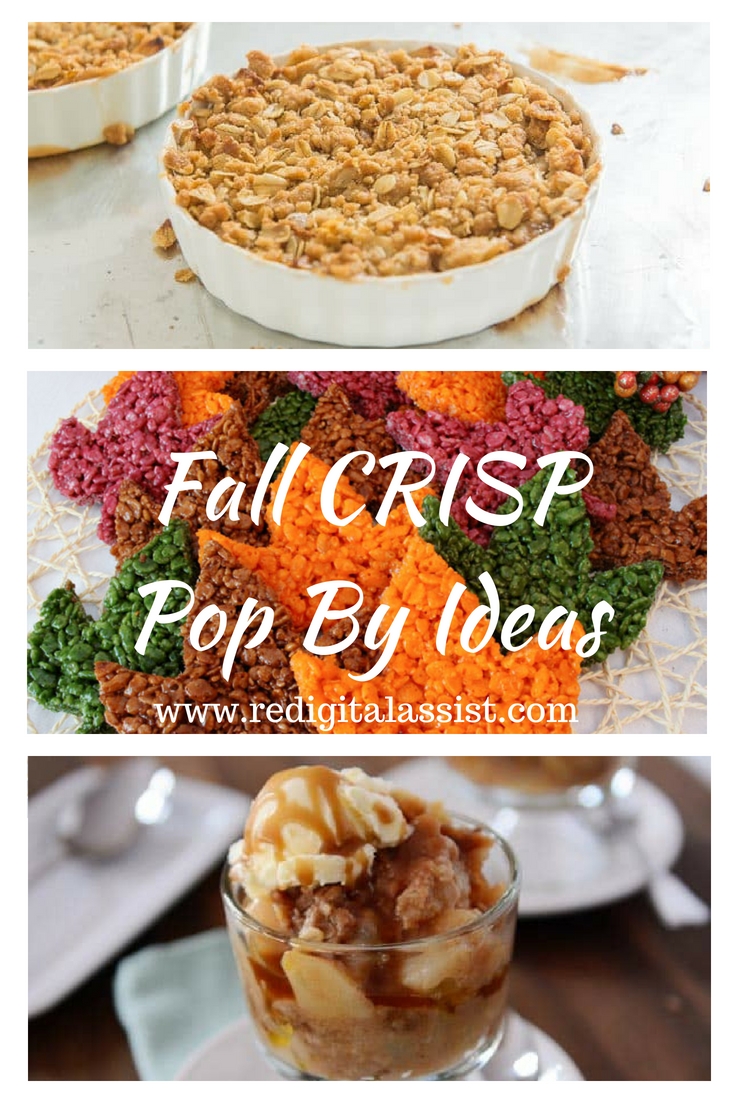 Fall CRISP Pop By Ideas for Real Estate
