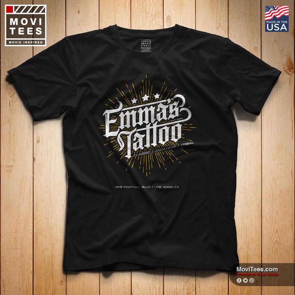 Emma's Tattoo T-Shirt