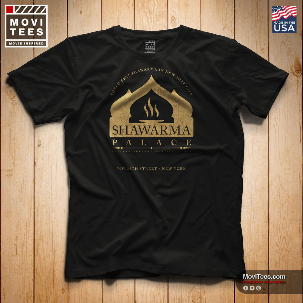 Shawarma Palace T-Shirt